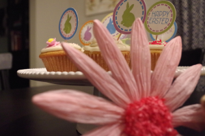 Easter Cupcakes – 1 Simple Way to a Yummy and Colorful Easter