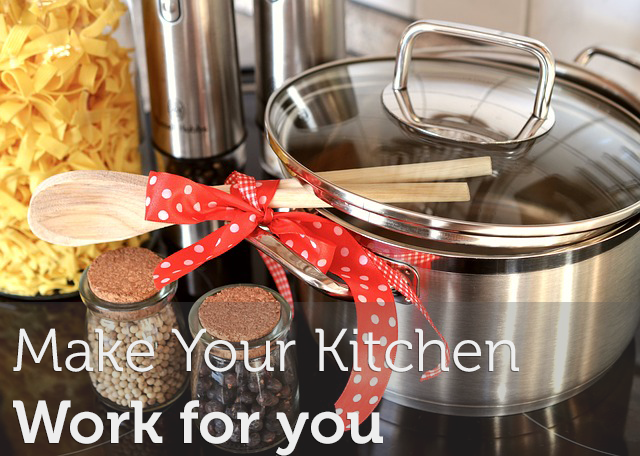 Make your kitchen work for your