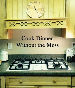 3 Ways to Easy Kitchen Cleanup – Making Mealtime Happen, Installment 3