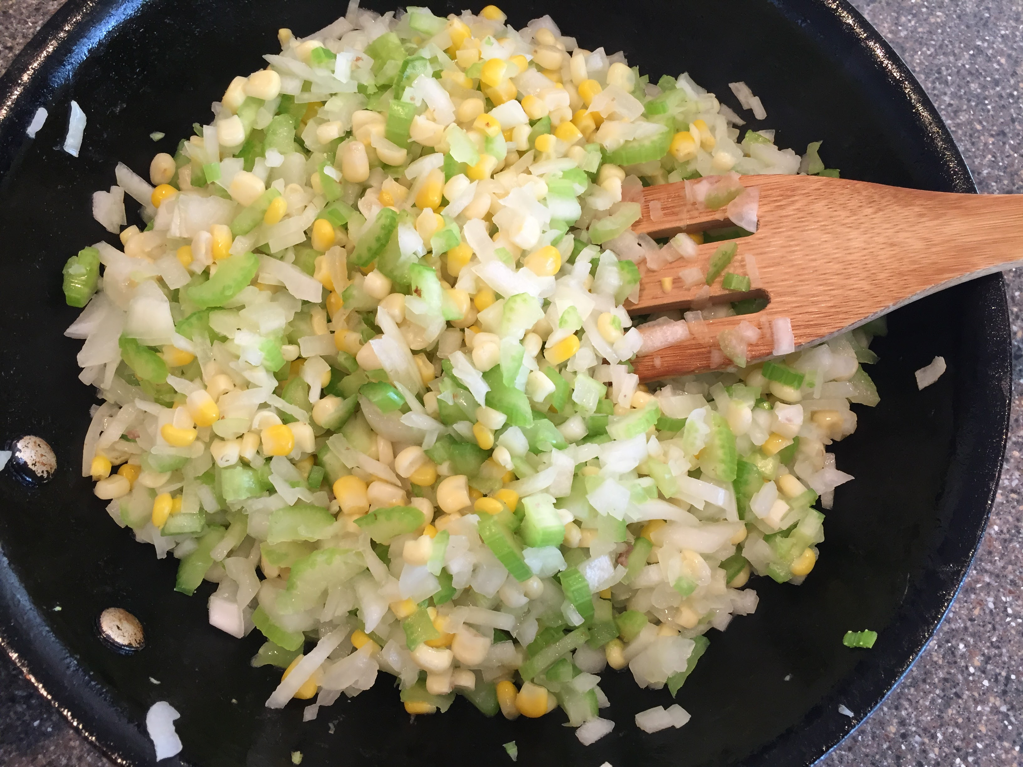sauteed vegetables for stuffing with sausage recipe