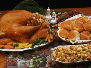 Thanksgiving Dinner – Making Mealtime Happen