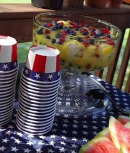 American Trifle Recipe
