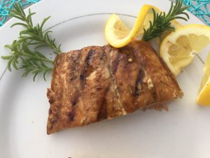 Grandpa Don's Barbecued Salmon Recipe