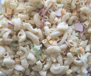 Macaroni Salad Recipe – Mac Salad
