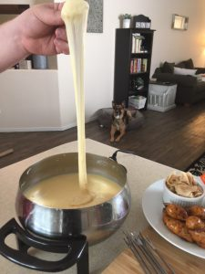 Cheese Fondue Recipe – Mealtime Monday
