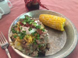 Cowboy Spuds Recipe- Mealtime Monday
