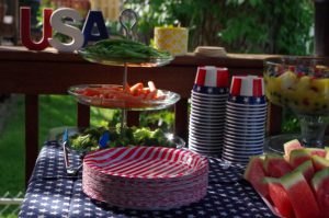 All American 4th of July Barbecue