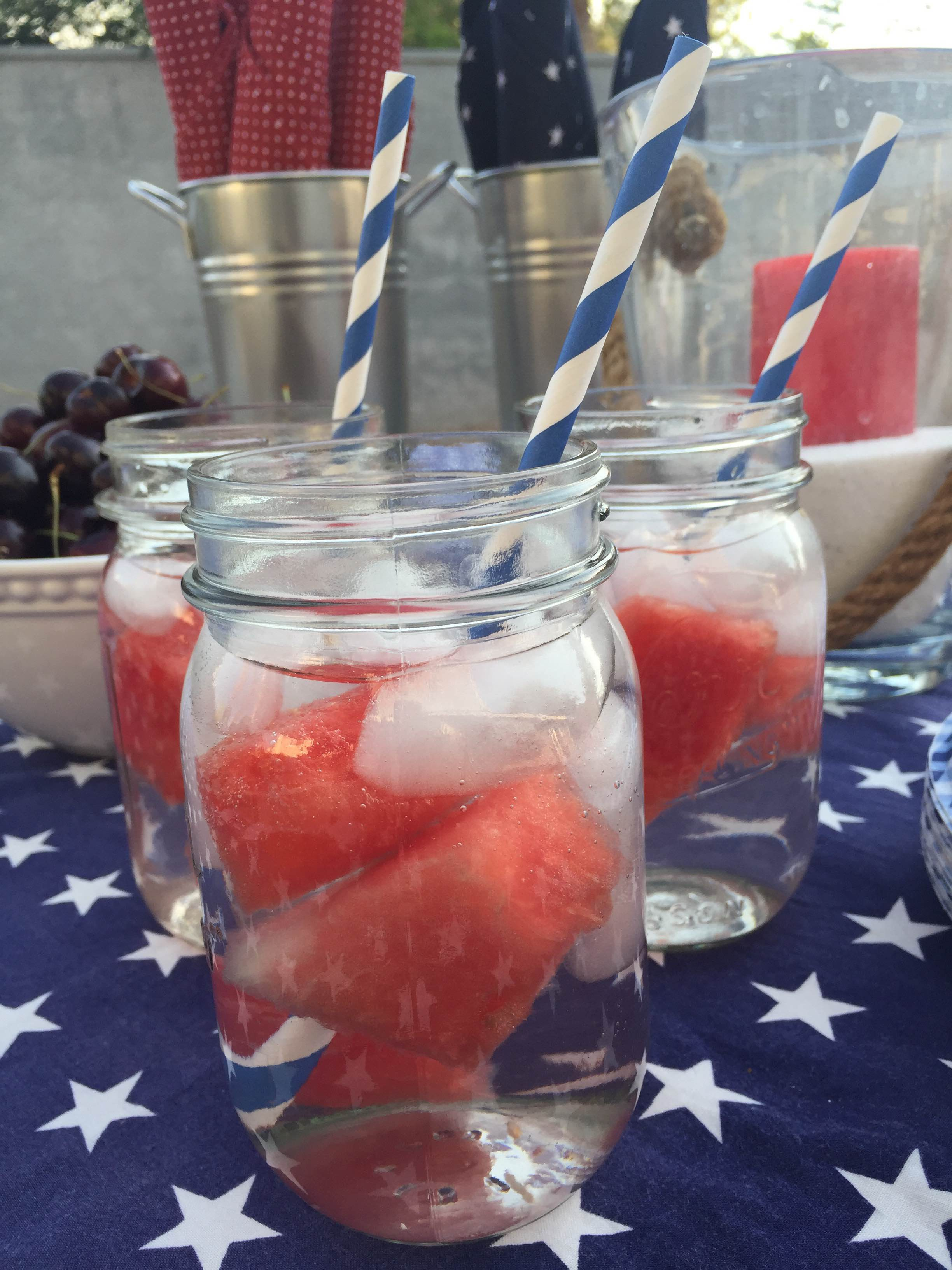 4th of July barbecue beverage