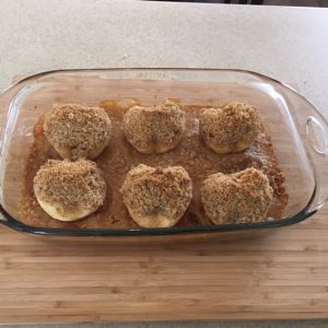 Baked Apples, a Family Classic – Mealtime Monday
